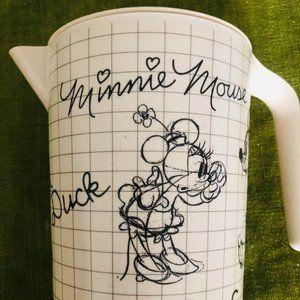 Disney Pitcher Sketchbook Drafting Paper Design